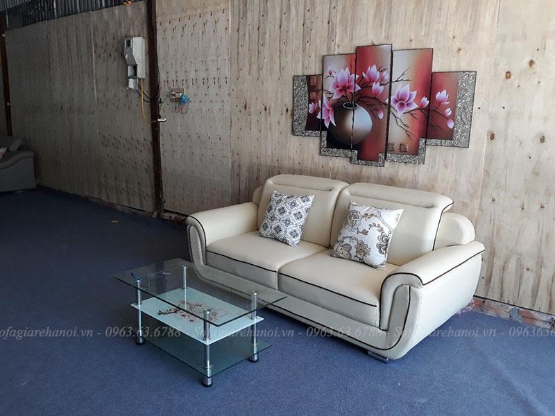 Hình ảnh Mẫu sofa đẹp văng 2 chỗ AmiA SFD150