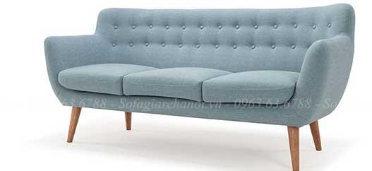 Hình ảnh ghế sofa nhỏ đẹp cho phòng khách nhỏ gia đình
