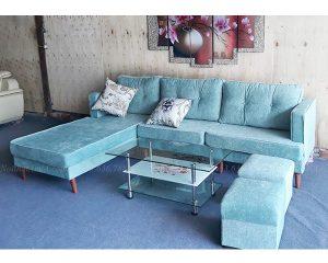 Hình ảnh đại diện mẫu ghế sofa nỉ đẹp hiện đại và sang trọng