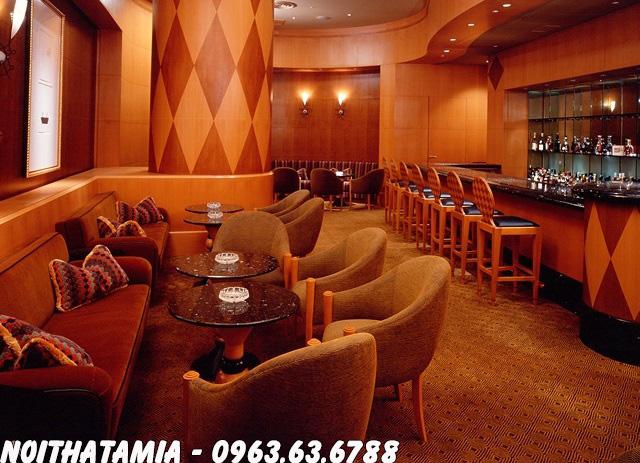 Hình ảnh Bộ bàn ghế sofa cafe đẹp hiện đại giá rẻ tại Hà Nội