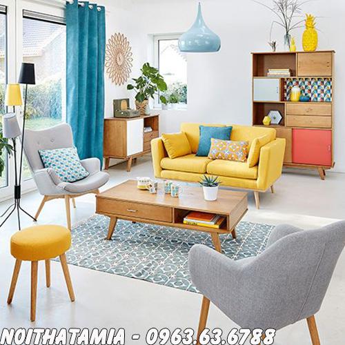 Hình ảnh Ghế sofa cafe đẹp hiện đại với nhiều mẫu mã, kiểu dáng đẹp