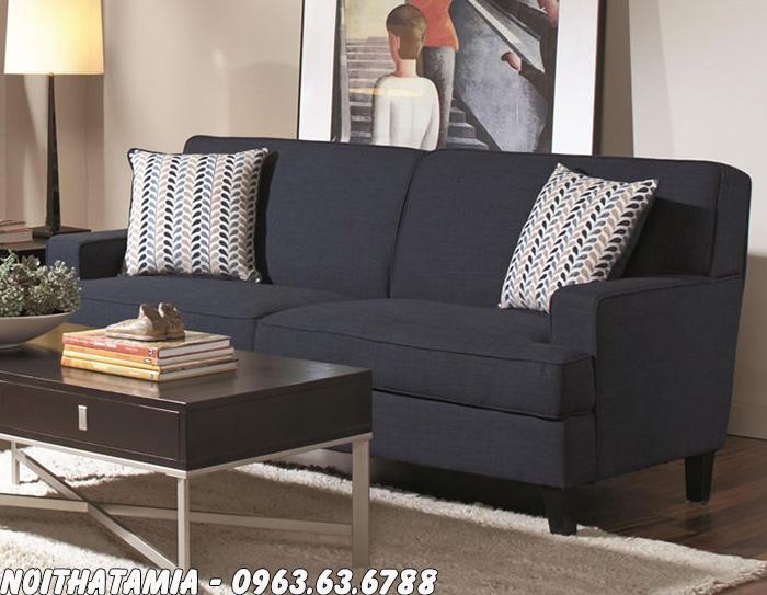 Hình ảnh Ghế sofa đẹp cho phòng khách sạn với thiết kế dạng ghế sofa văng