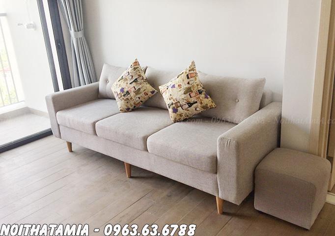 Hình ảnh Ghế sofa đẹp phòng khách sạn dang văng