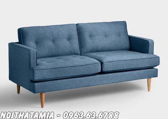 Hình ảnh Mẫu ghế sofa nhỏ xinh cho nhà nghỉ, khách sạn nhỏ