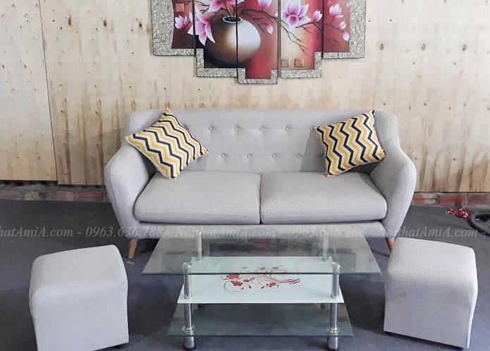Hình ảnh Mẫu ghế sofa văng đẹp hiện đại  tại Nội thất AMiA