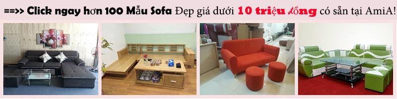 Hình ảnh Những mẫu sofa đẹp giá rẻ tại Nội thất AmiA
