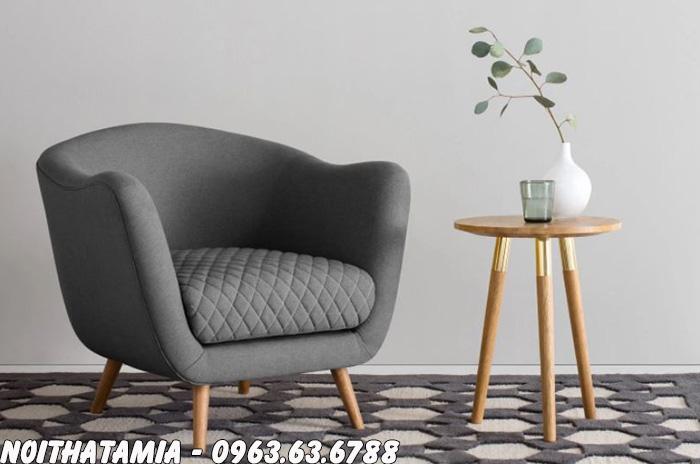 Hình ảnh Bài trí ghế sofa đơn trong phòng ngủ vừa đẹp vừa tiện lợi