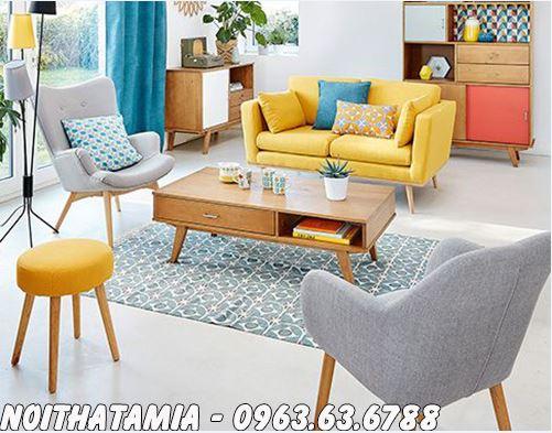 Hình ảnh Các mẫu sofa phòng ngủ đẹp nhiều kích thước lựa chọn