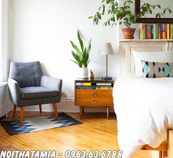 Hình ảnh Ghế sofa đẹp cho phòng ngủ khách sạn thiết kế dạng ghế đơn