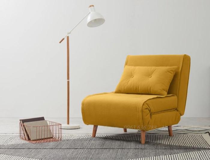 Hình ảnh Ghế sofa nhỏ mini cho không gian căn phòng nhỏ