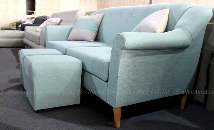 Hình ảnh Ghế sofa nhỏ xinh cho không gian phòng khách hiện đại