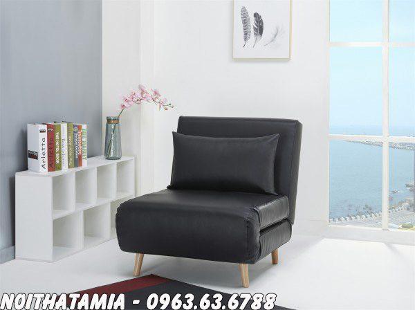 Hình ảnh Mẫu ghế sofa đơn đẹp nhỏ xinh cho không gian căn phòng nhỏ