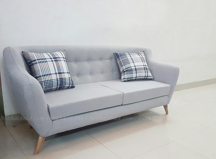 Hình ảnh Mẫu ghế sofa nhỏ đẹp giá rẻ phân phối bởi Nội thất AmiA