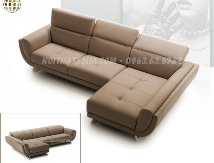 Hình ảnh Những mẫu sofa da đẹp cho phòng khách đẹp gia đình