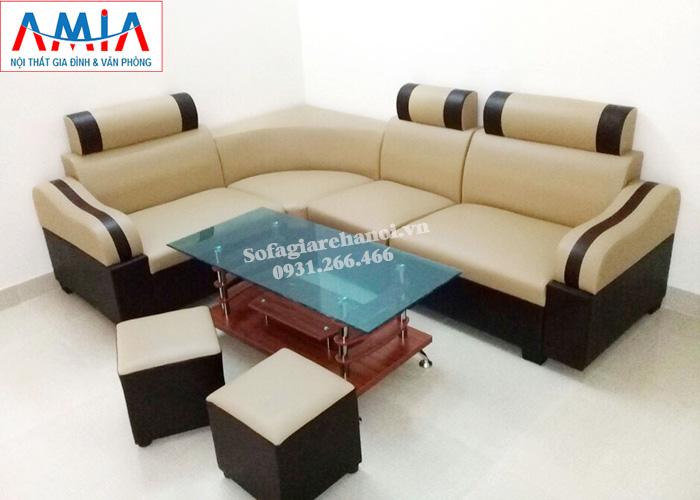 Hình ảnh Bộ ghế sofa giá rẻ dưới 3 triệu đồng một bộ tại AmiA