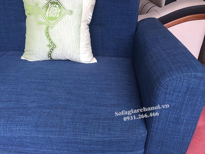 Hình ảnh cận cảnh sofa văng đẹp hiện đại mang đến cho quý khách cái nhìn chi tiết nhất