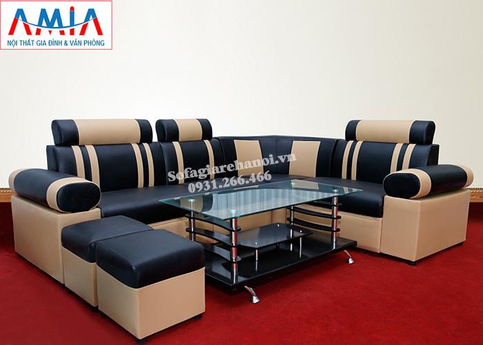 Hình ảnh Ghế sofa giá rẻ đẹp hiện đại chỉ từ 2 triệu đồng một bộ