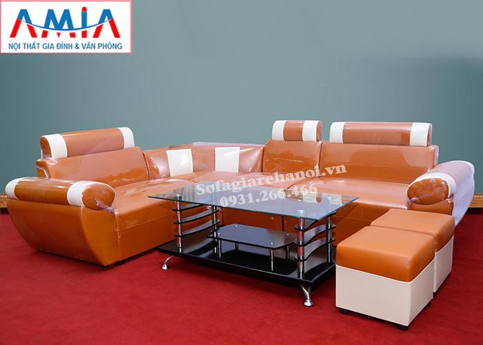 Hình ảnh Sofa giá rẻ Hà Nội chỉ từ 2 triệu đồng một bộ luôn có sẵn tại Tổng kho AmiA
