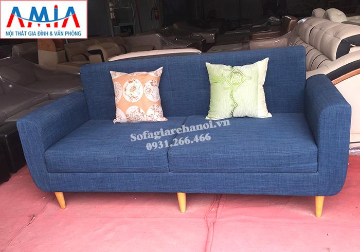 Hình ảnh Sofa văng đẹp giá rẻ với hình ảnh thực tế chụp tại Tổng kho AmiA