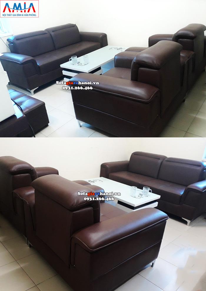 Hình ảnh Bàn sofa gỗ mặt kính đẹp giá rẻ cho phòng khách, phòng làm việc