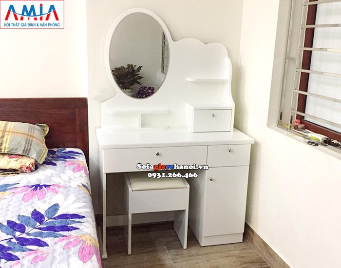 Hình ảnh Bộ bàn trang điểm giá rẻ tại Hà Nội cho phòng ngủ gia đình