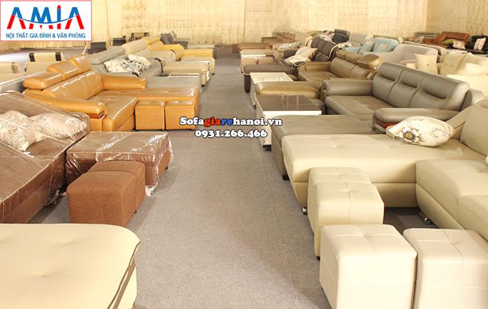 Hình ảnh Cửa hàng mua sofa văng giá rẻ Hà Nội cực nhiều - cực rẻ - luôn có sẵn