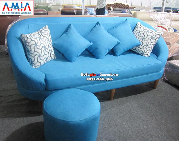 Hình ảnh Mẫu sofa văng nhỏ giá rẻ đẹp hiện đại tại Tổng kho Nội thất AmiA