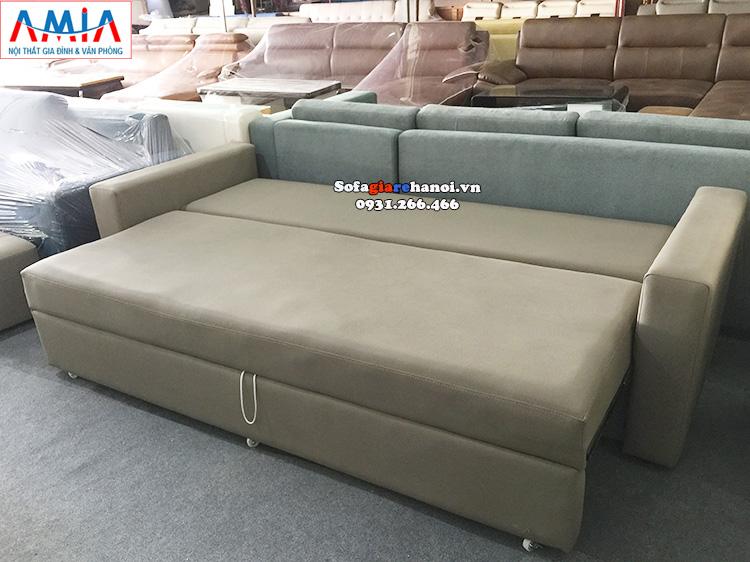 Hình ảnh Ghế sofa kiêm giường ngủ giá rẻ tại Hà Nội thiết kế thông minh