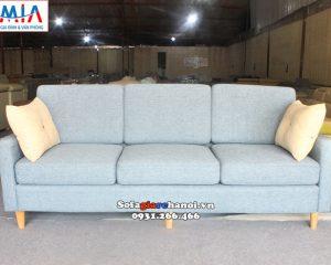 Hình ảnh Ghế sofa văng dài cho phòng khách nhỏ hẹp thiết kế 3 chỗ hiện đại