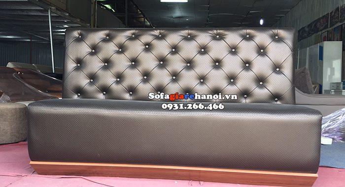 Hình ảnh Sofa giá rẻ cho quán karaoke làm theo yêu cầu tại xưởng sản xuất sofa AmiA