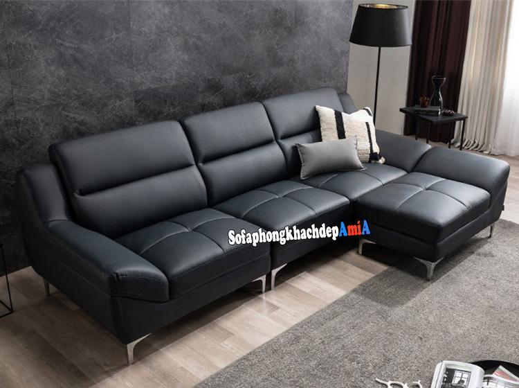 Hình ảnh Mẫu sofa văng dài cho phòng khách đẹp và sang trọng