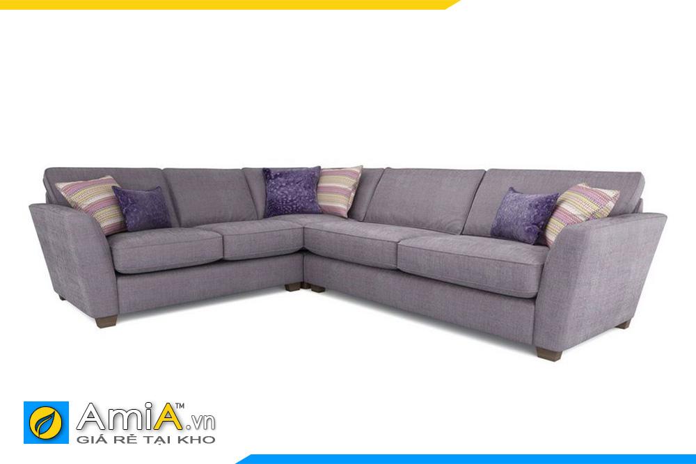 Ghế sofa góc chữ V đẹp giá rẻ bán- hình ảnh thực tế