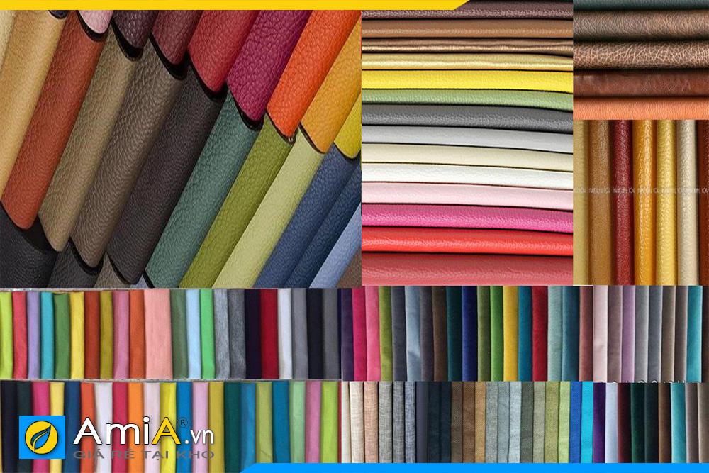 Xưởng đóng sofa theo yêu cầu, cực nhiều màu da, nỉ vải đẹp để quý khách chọn lựa