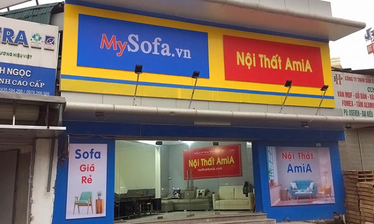 Địa chỉ mua sofa khu vực Thanh Xuân, Hà Nội