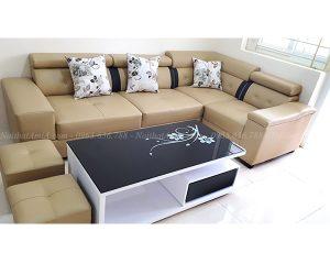 Hình ảnh Bộ ghế sofa góc đẹp hiện đại