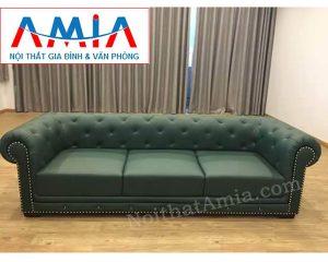 Hình ảnh đại diện cho mẫu sofa văng đẹp AmiA SFD101