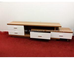 Hình ảnh mẫu kệ tivi gỗ hiện đại giá rẻ tại Hà Nội