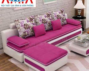 Hình ảnh mẫu ghế sofa nhỏ xinh mang phong cách thiết kế hiện đại, sang trọng và trẻ trung