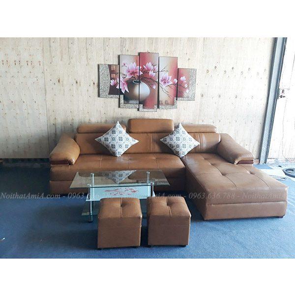 Hình ảnh Ghế sofa đẹp hiện đại và sang trọng tại Tổng kho Nội thất AMiA