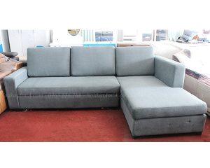 Hình ảnh đại diện mẫu ghế sofa nỉ chữ L đẹp hiện đại tại Hà Nội