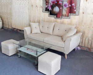 Hình ảnh Bàn ghế sofa nhỏ đẹp hiện đại tại Hà Nội