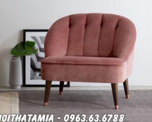 Hinh anh ghe sofa don nho xinh cho phong ngu gia dinh