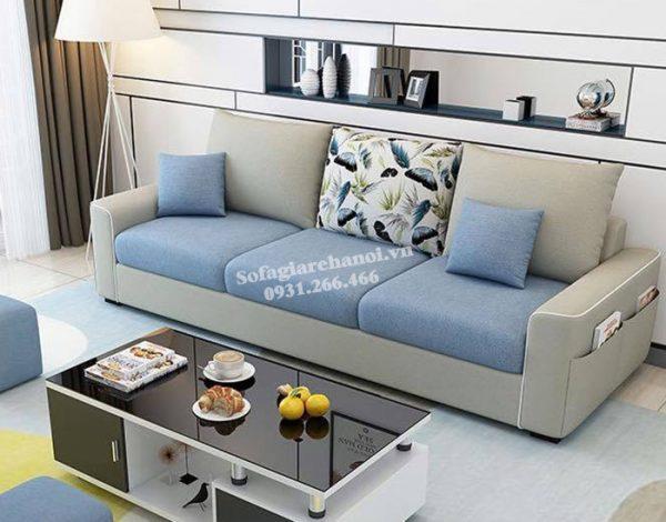 Hình ảnh Ghế sofa văng nỉ đẹp hiện đại đặt làm theo yêu cầu tại AmiA