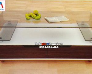 Hình ảnh Mẫu bàn trà sofa đẹp giá rẻ Hà Nội cho phòng khách hiện đại
