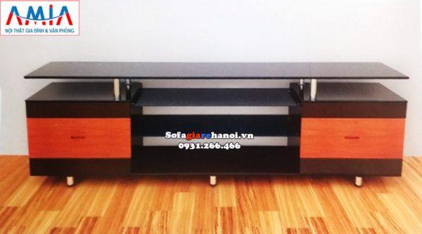 Hình ảnh Mẫu kệ tivi đơn giản cho phòng khách hiện đại và sang trọng tại Hà Nội