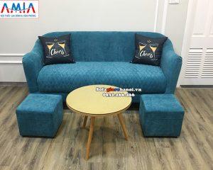 Hình ảnh Sofa văng đẹp giá rẻ Hà Nội cho phòng khách hiện đại